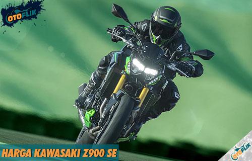 Harga Kawasaki Z900 SE dari Spek Fitur dan Warna