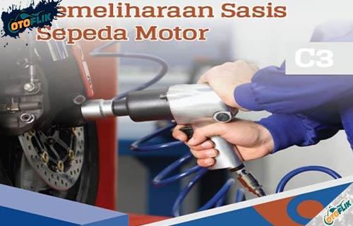Materi Pemeliharaan Sasis Sepeda Motor Kelas 11
