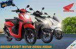 Brosur Kredit Motor Honda Medan Terbaru