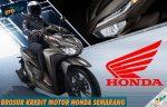 Brosur Kredit Motor Honda Semarang DP Ringan dan Promo