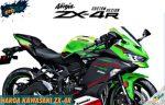 Harga Kawasaki ZX4R Terbaru dan Spesifikasi
