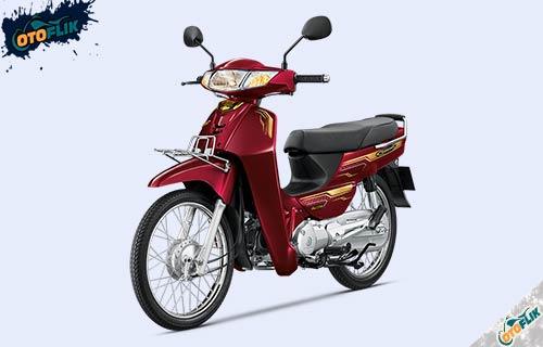 Honda Dream 125 Merah