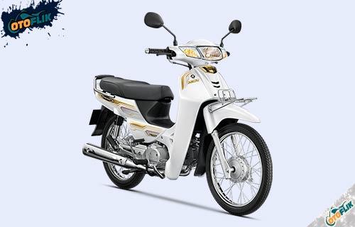 Honda Dream 125 Putih