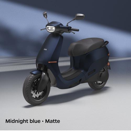 Ola Electric Midnight Blue Matte