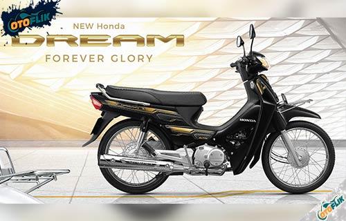 Review Honda Dream 125